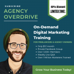 Agency Overdrive Premium Subscription